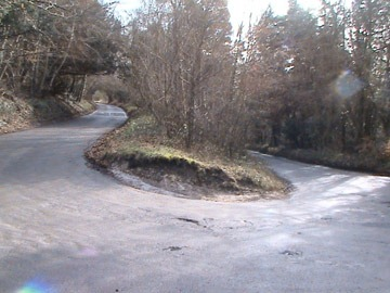 hairpin-turn