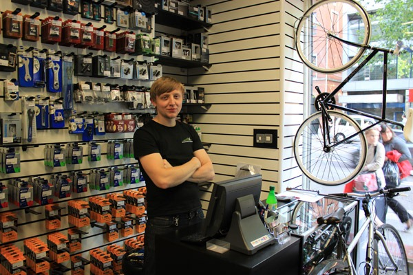 London Bicycle workshop open for business