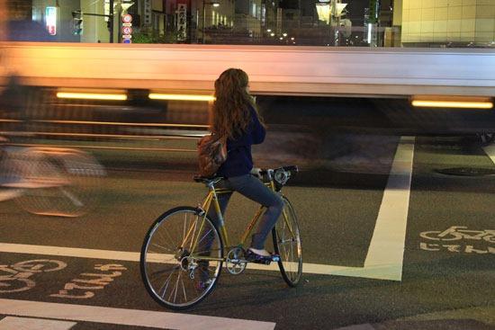Tokyo racer bike
