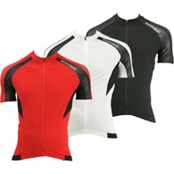 Summer cycling jerseys