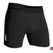 Padded cycling undershorts
