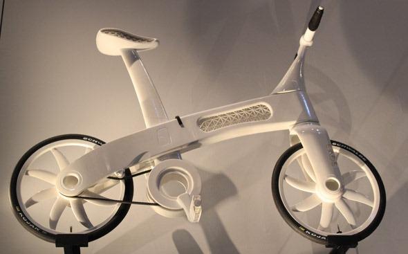 Nylon bicycle