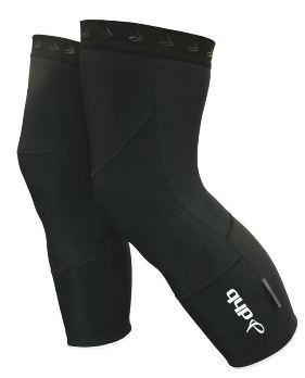 Knee warmers to keep your legs warm when cycling