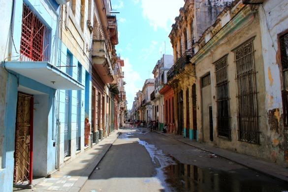 Rusting Cuba