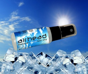 Airhead Helmet Spray