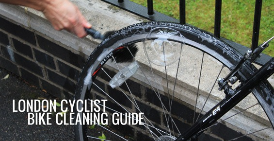 Guide to cleaning your bike
