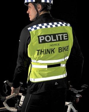 Police notice - Think Bike