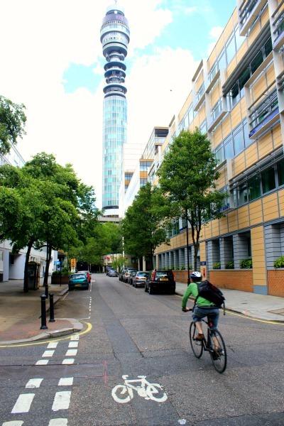 Alternative to Euston road