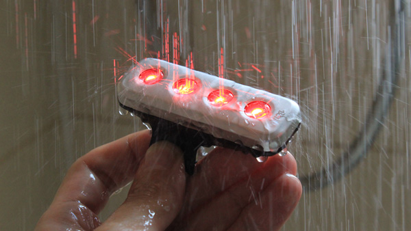 Knog waterproof light