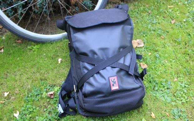 Chrome Bravo Bag