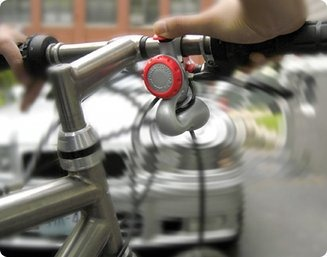 Airzound bike horn