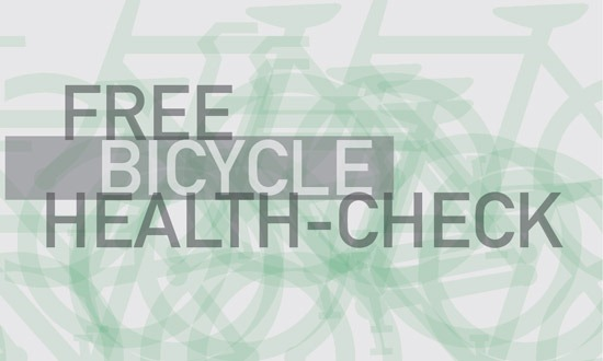 Free bicycle health check