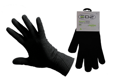 EDZ merino gloves are great for the cold weather