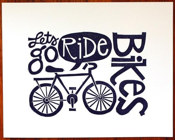Let's go ride bikes