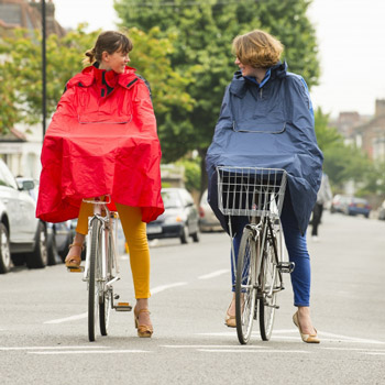 Cyclechic cape