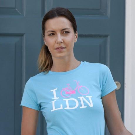 I Bike London T-shirt
