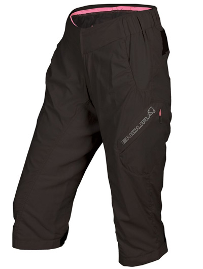 Endura Hummvee Baggy Lite Womens 3-4 Shorts
