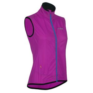 The dhb women's wisp gilet