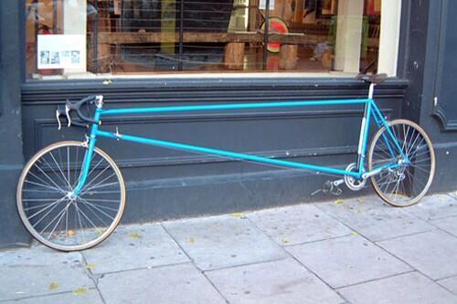Stretch bike