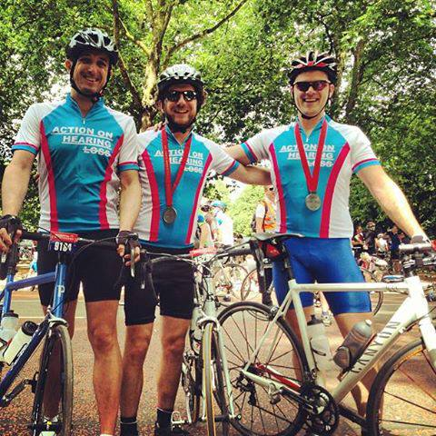 London Cyclist Photo_Martin Max and Nils
