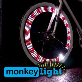 MonkeyLectric lights will give you an individual look