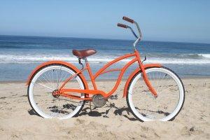 Beach cruiser