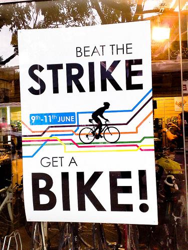 Beat the strike