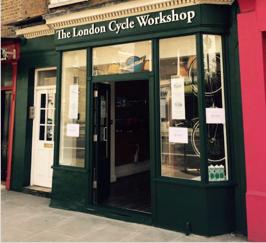 London Cycle Workshop