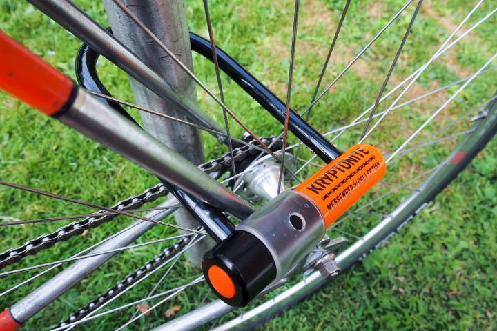 Lock, no extender