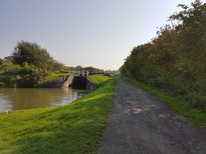 Canal path