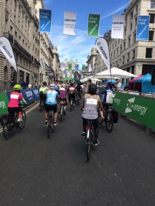 Women's Tour in London