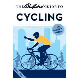 Assuming your budget is under a tenner, The Bluffer's Guide to Cycling is an ideal gift for the cyclist in your office. Part of the popular 'Bluffer's ...