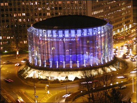 BFI IMAX at Waterloo