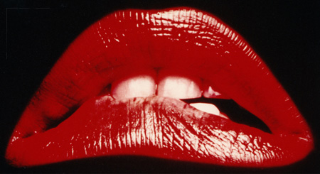 Rocky Horror Picture Show Lips Halloween Dates