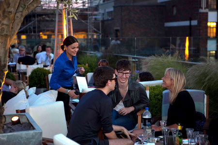 Boundary Rooftop Bar and Grill