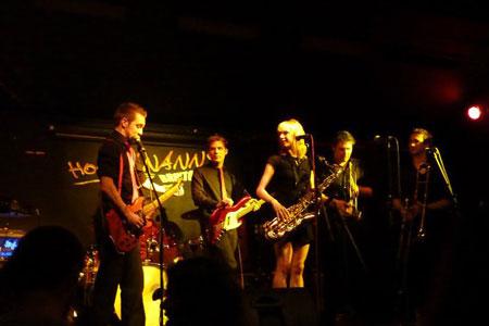 Live Ska Band at The Hootananny Brixton