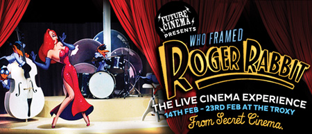Future Cinema - Who Framed Roger Rabbit