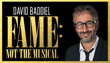 David Baddiel - Menier Chocolate Factory