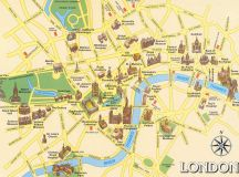 English Blog at Peñalabra: 'When a man is tired of London ...