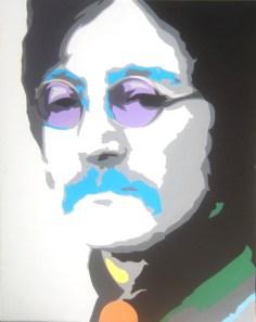 John Lennon Color II