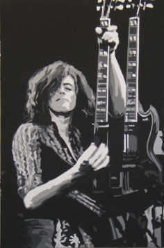 Jimmy Page Commission