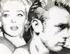 Marilyn & James