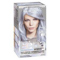 L'Oreal Feria Smokey Pastels Permanent Hair Colour - P1 ...
