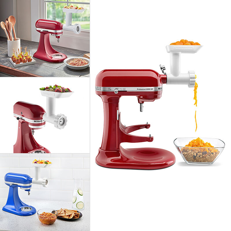 kitchen aid attachments unique cabinet pulls mixer food processor london drugs kitchenaid grinder attachment fga