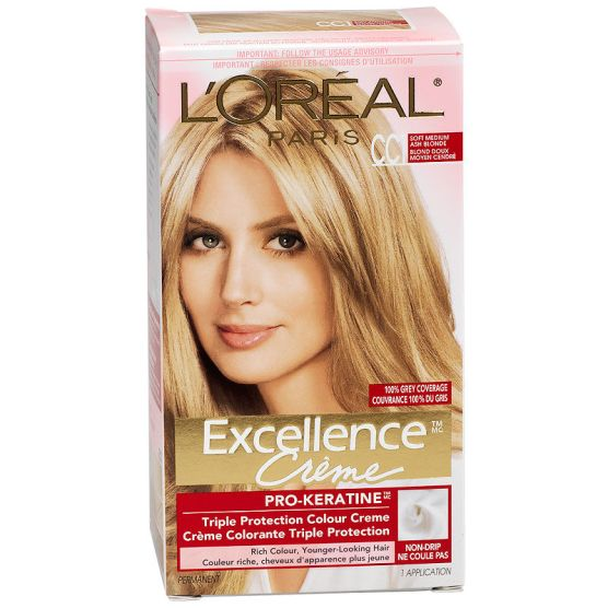 Loreal hair color copper blonde the best hair color 2017 l oreal paris superior preference fade defying color shine pmusecretfo Images