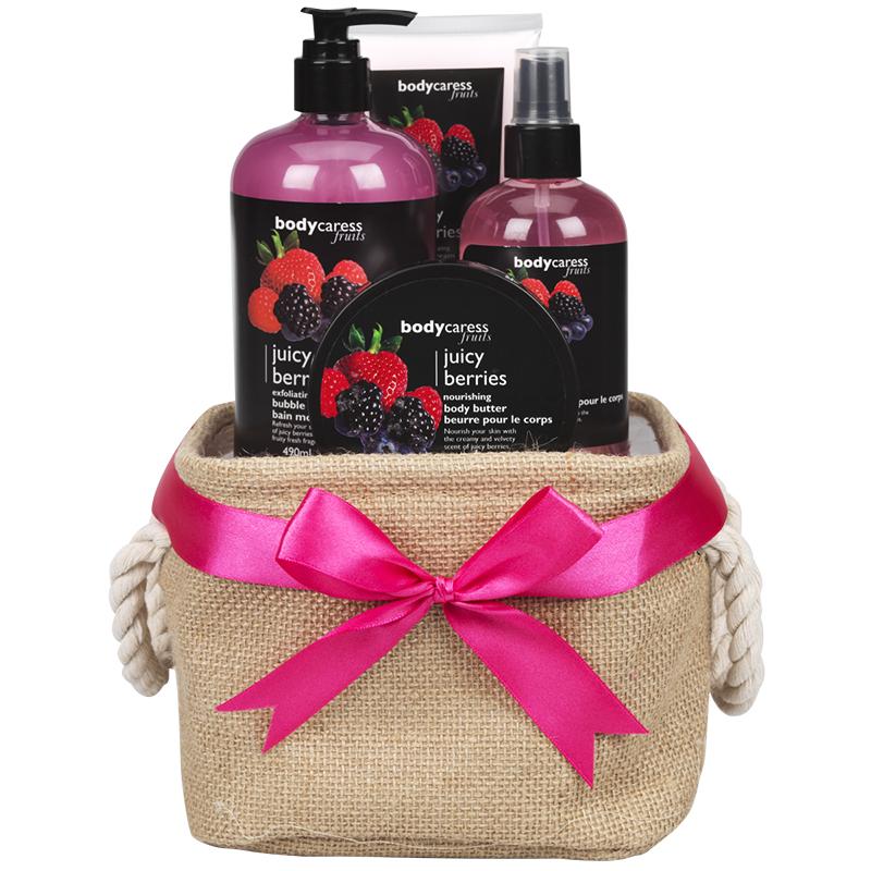 Bath Baskets & Gift Sets
