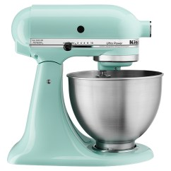 Kitchen Aid Products Island Size Kitchenaid Ultra Power Mixer Ice Blue Ksm95ic London Drugs