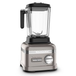 Kitchen Aid Pro Colorful Appliances Kitchenaid Stand Blender With Thermal Jar Nickel Pearl London Drugs
