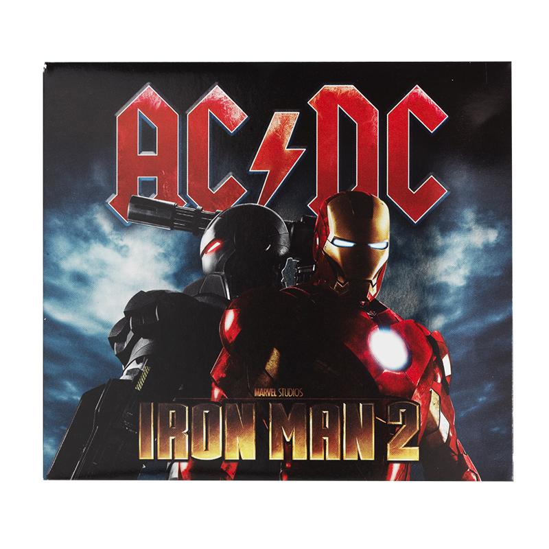 AC/DC - Iron Man 2 Soundtrack - CD   London Drugs