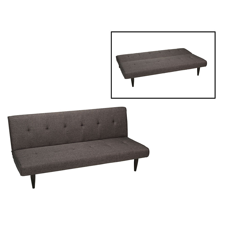 sofa bed next day delivery london high back corner sofas drugs memory foam grey